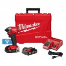 "Milwaukee 2857-22CT - M18 FUEL™ 1/4"" Hex Impact Driver w/ ONE-KEY™ CP Kit"