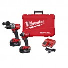 Milwaukee 2997-22 - M18™ FUEL 2-Tool Combo Kit: Hammer Drill/Impact
