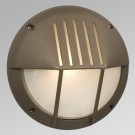 Galaxy Lighting 320360BZ - 1 Light Marine Light - Bronze Finish - A Shape - Medium Base - 100 Watt