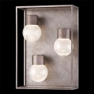 Eurofase 35934-011 - GIBSON - 3-LIGHT Outdoor Wall Sconce - 120V - 4.5 W - 405 Lumens - 3000K Warm White - Painting