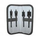 Ideal Industries 36-432, Power-Spade™ Spade Bit Kit w/Pouch, 4-Piece
