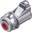 Arlington 3810AST -  SNAP²IT Connectors with Insulated Throat  - Zinc die-cast - Silver - 50 Packs