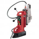 Milwaukee 4209-1 - 12.5 Amp Electromagnetic Drill Press with 1-1/4-Inch Motor and No. 3 Morse Taper