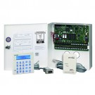 Leviton 44A00-23 - Lumina Pro Automation System on a Backplate for Structured Wiring - International