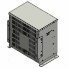 Electric Power 45KVA - General Purpose Isolation Type - 3 Phase - Primary 600D Delta - Secondary 208Y/120 - Copper