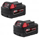 Milwaukee 48-11-1852 - M18 REDLITHIUM XC5.0 Extended Capacity Battery - 2 Packs