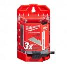 Milwaukee 48-22-1900 - 100 PC General Purpose Utility Blades w/ Dispenser