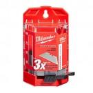 Milwaukee 48-22-1950 - General Purpose Utility Blades w/ Dispenser - 50 Packs