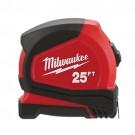 Milwaukee 48-22-6625 - 25' Compact Tape Measure