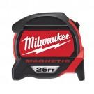 Milwaukee 48-22-7125 - 25ft Magnetic Tape Measure