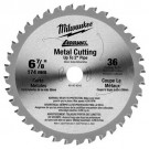 "Milwaukee 48-40-4016 - 6-7/8"" 36 Teeth Ferrous Metal Circular Saw Blade"