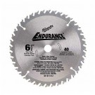 "Milwaukee 48-40-4112 - 6-1/2"" 40 Carbide Teeth Circular Saw Blade"