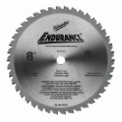 "Milwaukee 48-40-4515 - 8"" 42 Teeth Dry Cut Cermet Tipped Circular Saw Blade"