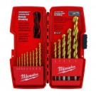 Milwaukee 48-89-0011 - Thunderbolt Titanium Coated Drill Bits (14 PC)