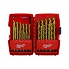 Milwaukee 48-89-0012 - Thunderbolt Titanium Coated Drill Bits (29 PC)