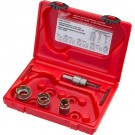 Milwaukee 49-22-8300 - Electrician's Sheet Metal Carbide Cutter Kit (5 PC)