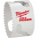 "3"" Hole Dozer™ Bi-Metal Hole Saw - Milwaukee 49-56-0173"
