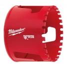 """Milwaukee 49-56-5660 - 2-1/2"""" Diamond Plus Hole Saw"""