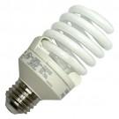 TCP 4T22350K - CFL T2 Full SpringLamp - 23 Watt - 1550 Lumens - 5000 Kelvin - Medium (E26) Base - 100W Incandescent Equivalent - Spiral Light Bulb