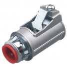 Arlington 5010AST - SNAP²IT Connectors with Insulated Throat  - Zinc die-cast - Silver - 25 Packs
