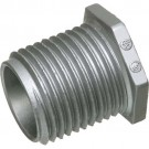 Arlington 501L - 1/2'' Long Conduit Nipple - Zinc die-cast - 100 Packs