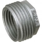 "Arlington 528 - 1-1/2"" x 1/2"" Reducing Bushing - Zinc die-cast - 25 Packs"