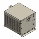 Electric Power 5KVA - General Purpose Isolation Transformer - 1 Phase - Primary 347V - Secondary 120V - Copper