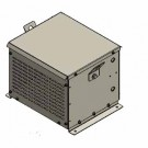 Electric Power 5KVA - General Purpose Step Up Isolation Transformer - 1 Phase - Primary 120V - Secondary 220V - Copper