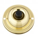 Edwards 603 - Low Voltage Push Button - Solid Brass