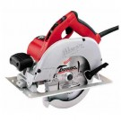 "Milwaukee 6391-21 - 7-1/4"" Left Blade Circular Saw with Case"