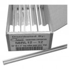 "ALLTEMP 69-40576 - High Pressure Red-Line Gauge Glass - 5/8"" Dia. - 24"" Length"