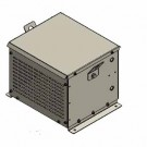 Electric Power 6KVA - General Purpose Auto Type Transformer - 3 Phase - Primary 600Y - Secondary 240Y - Copper