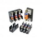 Mersen 61005SJ - 600 Volt Fuse Blocks - ADDER Poles - 600V - 100A - 3 Packs