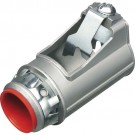 "Arlington 7510AST - 3/4"" SNAP²IT Connectors with Insulated Throat  - Zinc die-cast - Silver - 25 Packs"