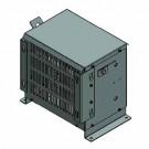 Electric Power 75KVA - Auto Transformer - 3 Phase - Primary 208Y - Secondary 220Y - Copper