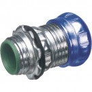 "Arlington 820ART - 1/2"" EMT Rain Tight Compression Connectors with Insulated Throat - Steel - 50 Packs"