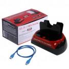 875U3 USB 3.0 2.5/3.5inch SATA/IDE HDD Docking Station w/ OTB