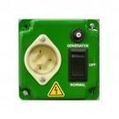 Rack-A-Tiers 99215 - EZ Generator Switch - 15 Amp 125V