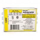"Philips Advance REZ-2Q26-M2-BS - (2) x CFL 26 Watt - 4 Pin - 120V- Bottom Exit with Studs (2"" on Center) - Electronic Dimming Ballast"