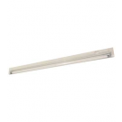 "T4 20W - 21"" Aluminum Fluorescent Bar - 2-Wire - 4100K Cool White - PC Lens - 6ft Power Cord with Polarized Plug - Liteline ALFT4-20-4100"