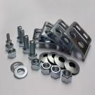 BEL AMFRS - External Mounting Feet - Galvanized Steel - NEMA 4-12