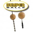 "Rack-A-Tiers BB3412 - Bumper Ball Kit - 1 3/4"" & 2 1/4"""