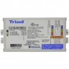 "Universal Triad C218/347MES - For (1/2) x CFL 18 Watt - 4 Pin - 347V - Multi Exit with Studs (2"" on center)"