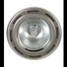 10W Xenon Puck Light - 12V - Brushed Chrome - Liteline CL-1JC10X-BC