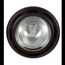 10W Black Xenon Puck Light - 12V - Liteline CL-1JC10X-BK