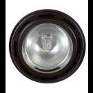 20W Xenon Puck Light - 12V - Black - Liteline CL-1JC20X-BK