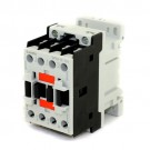 Lovato DPBF1810A02460 - Non-reversing Three-Pole NO DP Contactor - 24Vac Coil - 30A Full Load Amp - 1 NO Auxiliary Contact