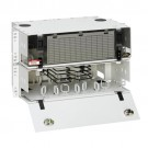 Leviton DPC6U-33 - 6RU LightSpace DPC-525 Enclosure - empty - Accepts up to (6) LightSpace adapter plates and (4) splice trays
