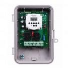 Intermatic DTAV40E2 - 24-Hour/7-Day and Auto Voltage Electronic Defrost Timer - NEMA 3R Raintight Outdoor Plastic Enclosure - 40 Amps - 120-240 Volt
