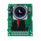 Intermatic DTAV40Q-M Timer Switch - 120V-240V Defrost Quartz Control - NEMA 3R Outdoor Plastic Enclosure - 40 Amps
